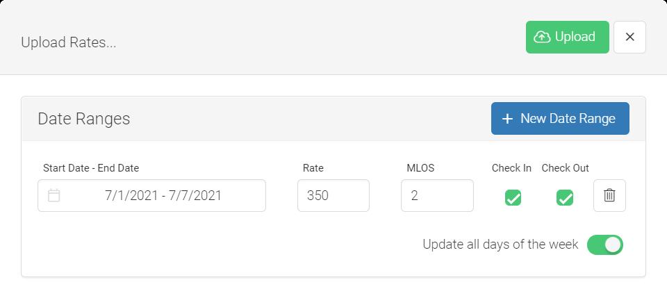 LMPM bulk rate uploader