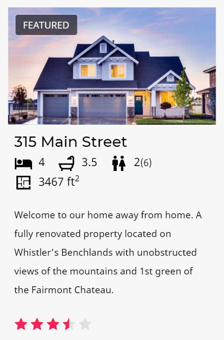 LMPM website featured property screenshot